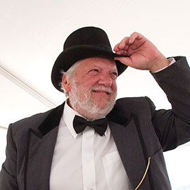 Hat Day is January 15th in recognition of the first top hat. On January 15, 1797, James Heatherington from England left his shop wearing a top hat. The story goes that a crowd assembled, turning into a shoving match, resulting in a fine for Heatherington. A top hat is a hat with a tall crown...