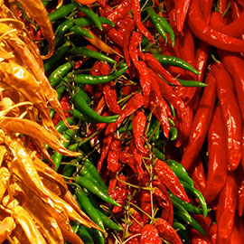 Hot and spicy food has been a part of the human diet for over 6000 years. Many cultures use a variety of spices as staples in the diet. For example, cayenne pepper is a common spice used in Cajun, Thai, Russian, Tex Mex and Asian cuisines, just to name a few. Besides the flavors that hot...