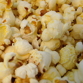 Popcorn has been around for centuries. It is one of six main varieties of corn. (The others are pod, sweet, flour, dent, and flint.) Popcorn originated in Mexico, but eventually made its way north. In 1948, archaeologists in the state of New Mexico discovered ancient popcorn ears that were at least...