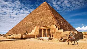 Pyramid Mystery Unearthed