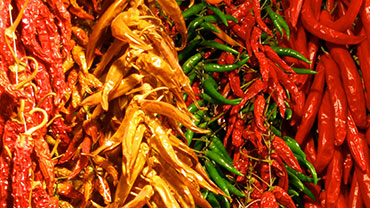 Hot & Spicy International Food Day