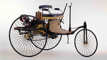Birth of the Modern Automobile