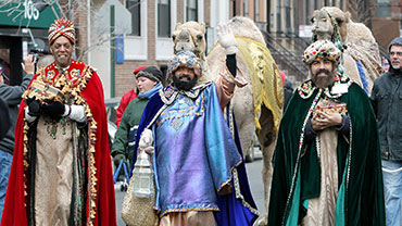 Three Kings Day / Epiphany