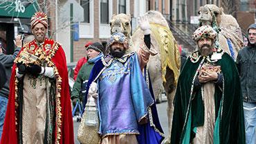 Three Kings Day / Epiphany