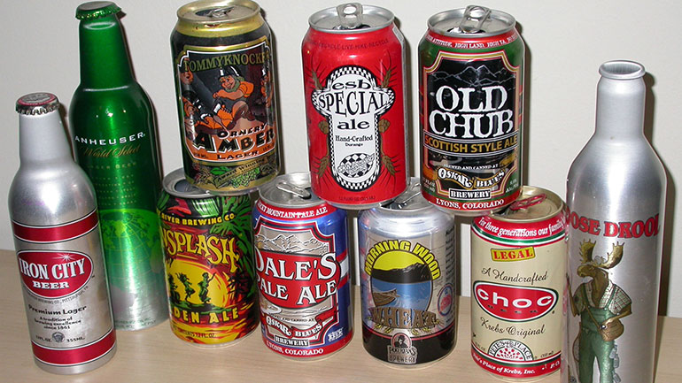 Now here's a day that I can really get into! Actually, I can 'get into' the stuff inside even more. What this author really appreciates, is a beer can that is full and icy cold. Beer Can Appreciation Day celebrates that great day in 1935 when beer was first sold in cans. Okay, laugh if you...