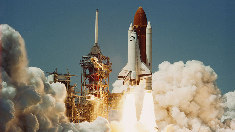 The Space Shuttle Challenger disaster occurred on January 28, 1986, when Space Shuttle Challenger (mission STS-51-L) broke apart 73 seconds into its flight, leading to the deaths of its seven crew members. The spacecraft disintegrated over the Atlantic Ocean, off the coast of central Florida at...