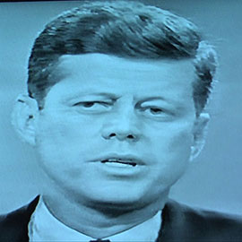 John Fitzgerald Kennedy, the 35th President of the United States, was assassinated at 12:30 p.m. Central Standard Time (18:30 UTC) on Friday, November 22, 1963, in Dealey Plaza, Dallas, Texas. Kennedy was fatally shot while traveling with his wife Jacqueline, Texas Governor John Connally, and the...