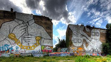 Berlin Wall Opened