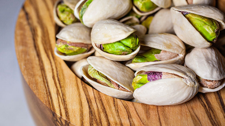 February 26th is World Pistachio Day and people across the globe will join the celebration of the nutritious green nut. The pistachio contains 3 to 4 calories per nut and offers key nutrients including, vitamins, minerals and phytonutrients. 