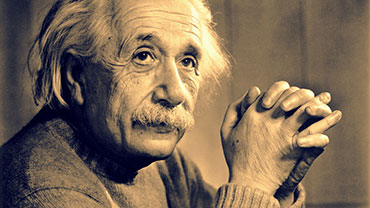 Einstein's Birth Anniversary