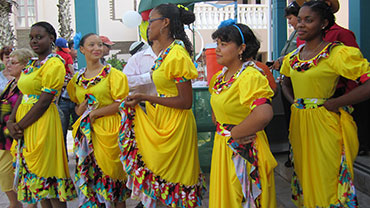 Aruba's National Flag and Anthem Day