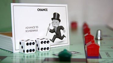 Monopoly Game Invented