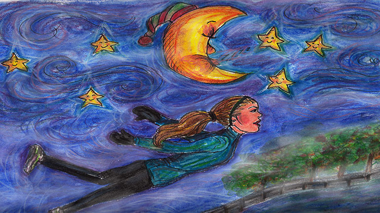 Every success begins with a dream, so dream big and celebrate the power of your imagination on Dream Day.  Catch some snooze whenever you can and escape into the magical world. And if you can't catch sleep, just dare to dream with open...