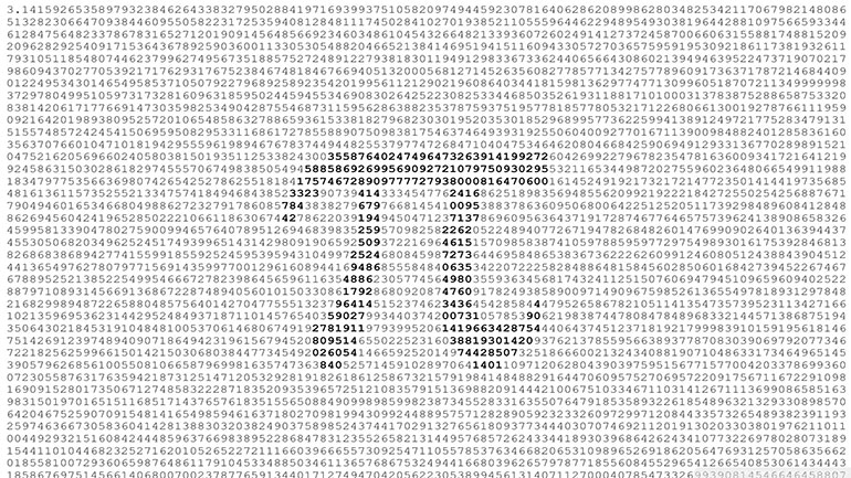 Pi Day is an unofficial holiday commemorating the mathematical constant ? (pi). Pi Day is observed on March 14 (or 3/14 in month/day date format), since 3, 1 and 4 are the three most significant digits of ? in the decimal form. In 2009, the United States House of Representatives supported the...