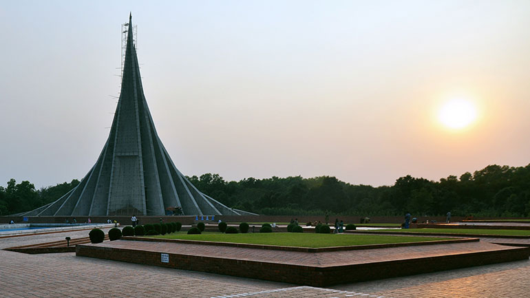 The Independence Day of Bangladesh, also referred to as 26 March, is a national holiday. It commemorates the country's declaration of independence from Pakistan in the late hours of 25 March 1971 by the