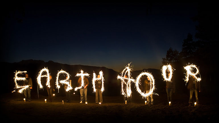 When the lights switch off at 8.30pm on 19 March, it's our planet's time to shine.    Earth Hour is a worldwide grass-roots movement for the planet organized by the World Wide Fund for Nature (WWF). Earth Hour engages a massive mainstream community on a broad range of...