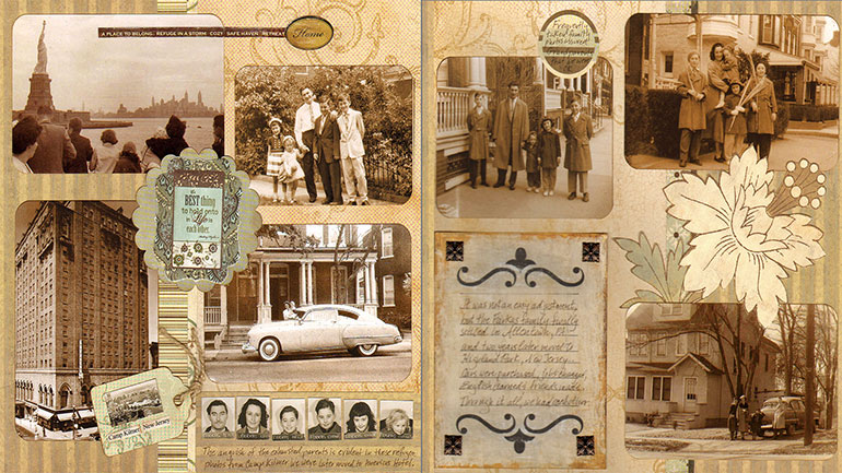 International Scrapbooking Industry Day is the day when lovers of memories, paper, photos and glue come together to celebrate this immensely popular hobby.   Scrapbooking is all about preserving memories whether they're in paper, photo or letter format, or even items such as pressed...