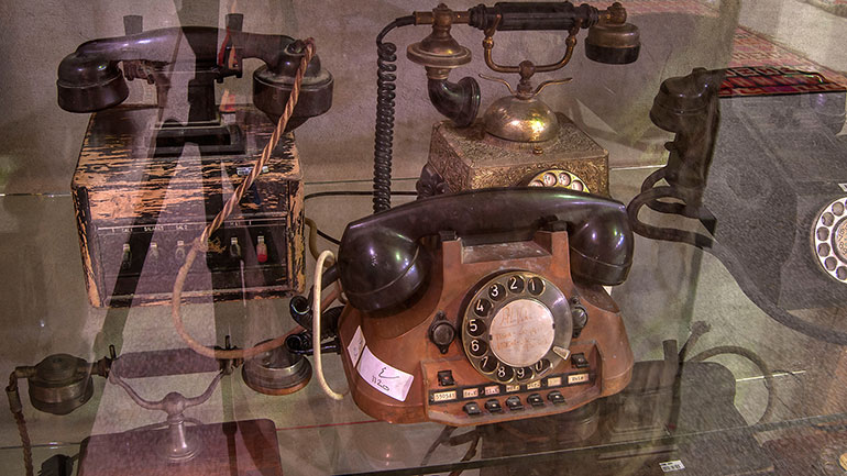 Where would we be without the telephone? 29-year-old Alexander Graham Bell patented the first telephone March 7, 1876. The first phone call to his assistant was March 10th, 1876.   The Scottish-born Bell worked in London with his father, Melville Bell, who developed Visible Speech, a written...