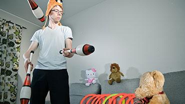 International Jugglers Day