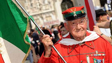 Italy's Liberation Day - Festa della Liberazione