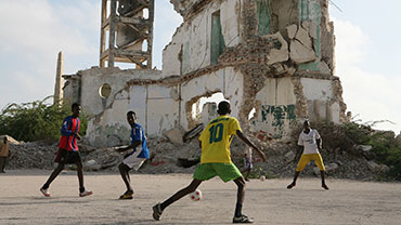 International Day of Sport for the Development of Peace