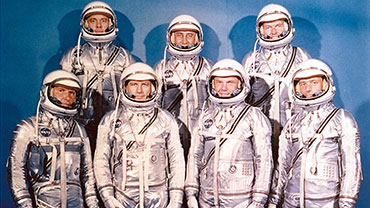 NASA Announced the First Astronauts