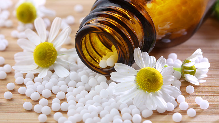 In Honor Of The Father Of Homeopathy System Of Medicine Dr. Samuel Hahnemann. 