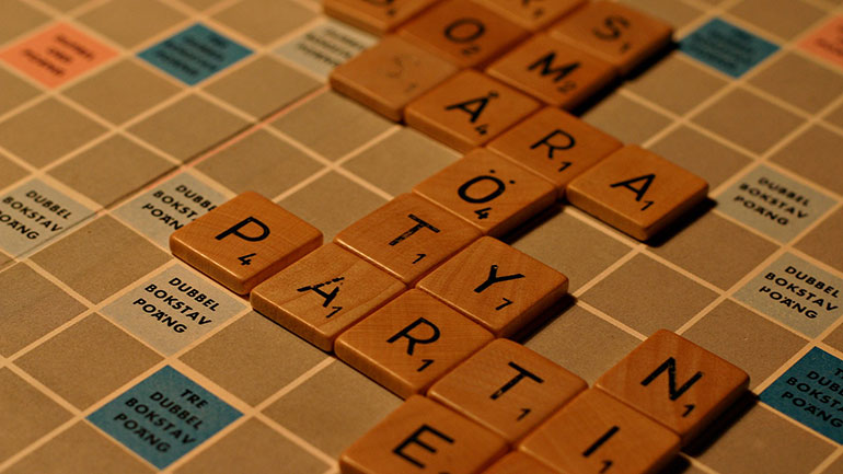 "Scrabble Day celebrates the popular board game. It's been  popular around the world ever since. People young and old enjoy this game.  Scrabble was invented in 1938 by Alfred Mosher Butts - whose birthday was April 13, 1899. He called his game ""Lexiko"" then..."