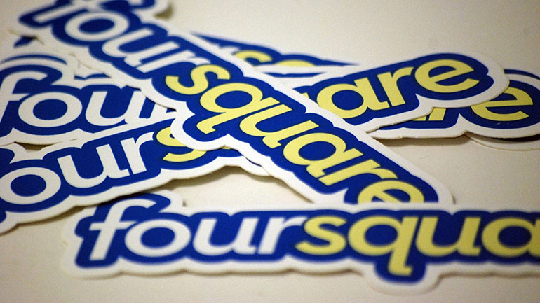 Foursquare acknowledged a grass-roots effort that started in Tampa, Florida in 2010 by declaring April 16