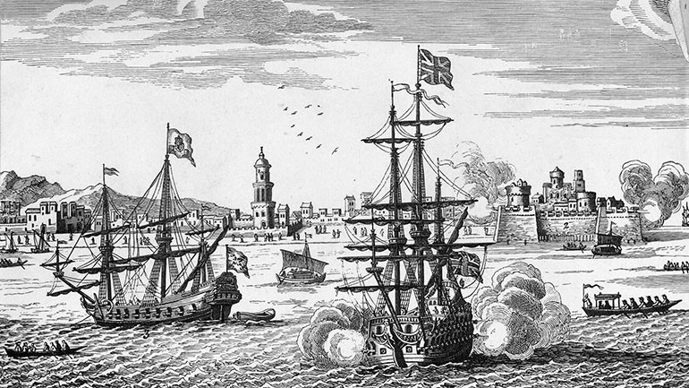 Spanish guardacosta boarded and plundered the British ship Rebecca off Jamaica and, among other outrages, cut off the ear of English master mariner Robert Jenkins. Little notice was taken until seven years later, when Jenkins exhibited the detached ear and described the atrocity to a committee of...