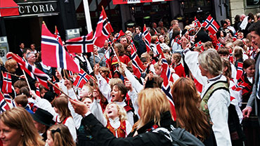 Norway's Constitution Day - Grunnlov