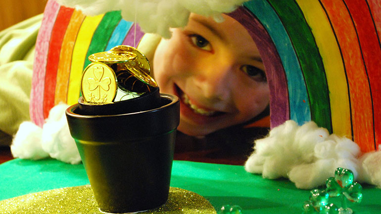 Leprechaun Day is a dedicated to the little elves of Ireland. Saint Patrick's day is a huge day in March that celebrates Irish pride and everything about Ireland. But, tiny Leprechauns with their precious, hidden pot of gold, deserve their own day reserved just for them. 