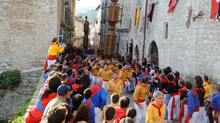 Corsa Dei Ceri, or the Race of the Candles, is one of the most popular festivals worldwide as well as one of the most exciting. The ancient festivity is held each year in Gubbio, Italy beginning on May 3rd and culminating on May 15th. The history of this Italian festival in honour of St Ubaldo...