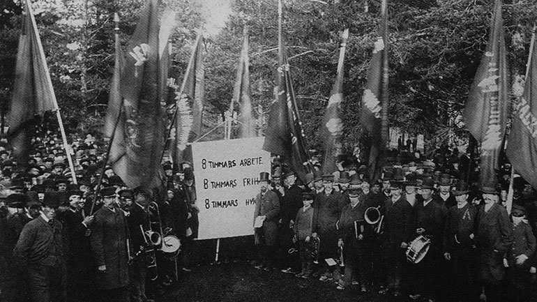 International Workers' Day is a celebration of the international labour movement that occurs on May Day, May 1, a traditional Spring holiday in much of Europe. May 1 is a national holiday in more than 80 countries, and celebrated unofficially in many other countries. In some countries the public...