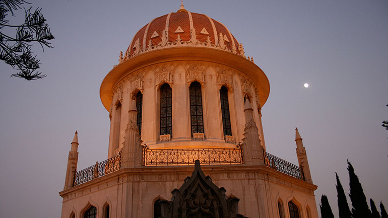 This is celebrated 22-23 May (from 2 hours after sunset on the 22nd). 