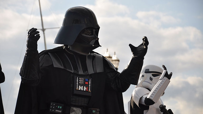 Geek Pride Day (Spanish: Día del orgullo friki ) is an initiative to promote geek culture, celebrated annually on 25 May. The date was chosen as to commemorate the 1977 release of Star Wars (see Star Wars Day), but shares the same date as two other similar fan