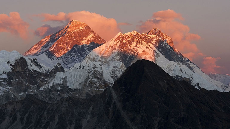 After years of dreaming about it and seven weeks of climbing, New Zealander Edmund Hillary and Nepalese Tenzing Norgay reached the top of Mount Everest, the highest mountain in the world, at 11:30 a.m. on May 29, 1953. They were the first people to ever reach the summit of Mount...