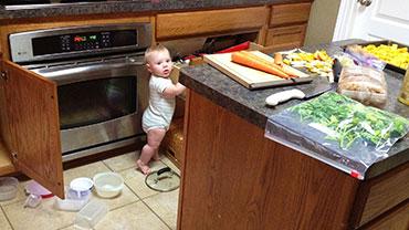 Kitchen Klutzes of America Day