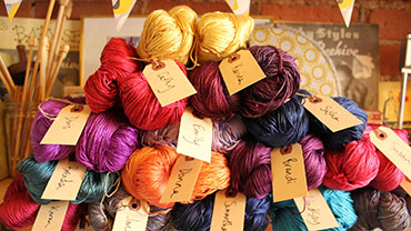 World Wide Knit in Public Day (WWKiP Day)