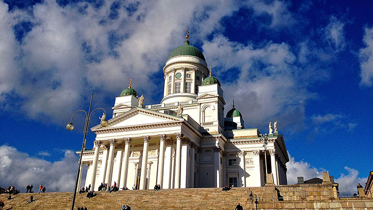Helsinki celebrates its birthday among residents and visitors on 12 June. Helsinki Day (Finnish: Helsinki-päivä) has been officially celebrated since 1959.  The number of attendees in the events on the day exceeds one hundred thousand. On the day, the Helsinki Medal is awarded to...