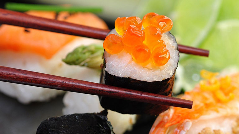 """June 18th is International Sushi Day. This day was first celebrated in 2009. The day was created for one simple reason, to encourage people around the world to eat more sushi.   Sushi is a dish made with cooked, vinegared rice combined with other ingredients. These """"other..."""