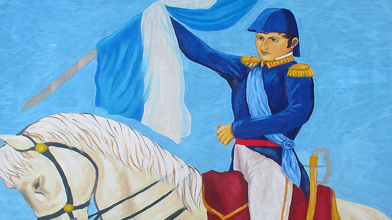 The Day of the National Flag (in Spanish, Día de la Bandera Nacional) is the holiday dedicated to the Argentine flag and to the commemoration of its creator, Manuel Belgrano. It is celebrated on June 20, the anniversary of Belgrano's death in 1820. This date was designated in...