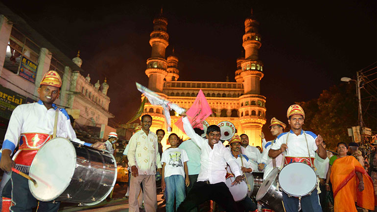 On 2nd June, 2014, India got its new state - Telangana!  Telangana, the country's 29th state, will be born on June 2 and start functioning from that day.  Indeed, it is a historic event in India, which marks the end of decades of turbulent struggle for a separate statehood. The...