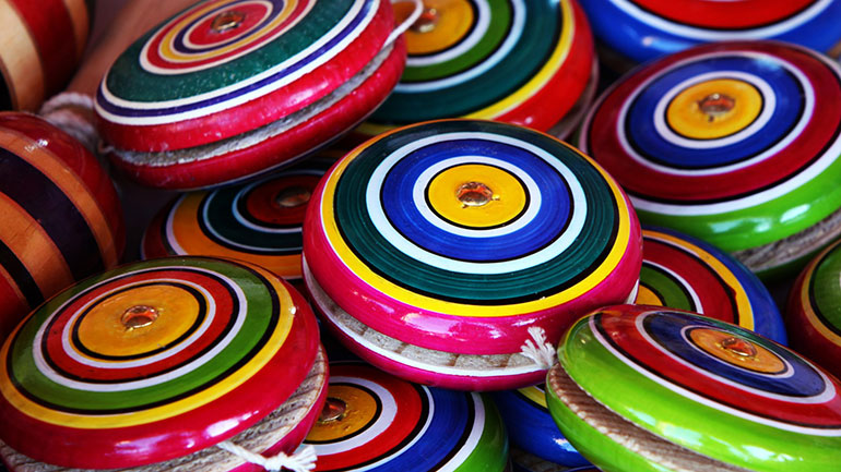 Day was established as June 6th in honor of the birthday of Donald F. Duncan Sr.   Did you know that the yo-yo is considered the second-oldest toy in history? In Ancient Greece, yo-yos were made of wood, metal, and terracotta and were often decorated with pictures of the gods. To pay homage...