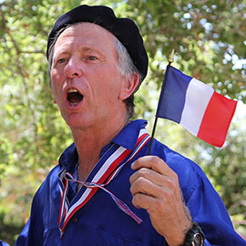This day honors the national anthem of France, the Marseillaise, on the anniversary of the day it was first sung in Paris in 1792 by five hundred men from Marseilles, hence the title.  The Official National Anthem 'La Marseillaise' was initially established as a national song of the...