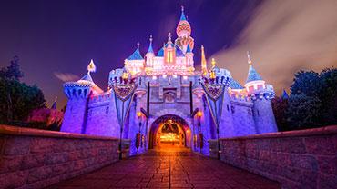 Disneyland Opening Day (1955)