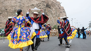 Peru's Independence Day - Fiestas Patrias