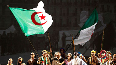 Algeria Independence Day