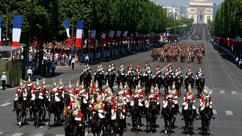 Bastille Day is the name given in English-speaking countries to the French National Day, which is celebrated on the 14th of July each year. It commemorates the 1790 Fete de la Fédération, held on the first anniversary of the storming of the Bastille on 14 July 1789; the anniversary of the...