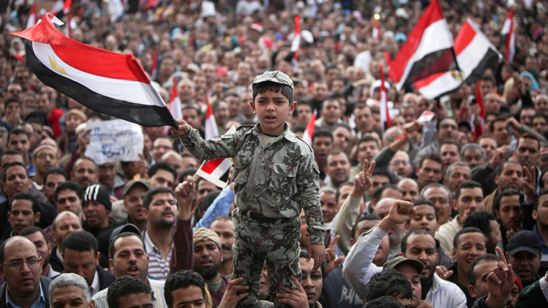 Public holiday celebrated in Egypt to commemorate the military coup of July 23, 1952, that led to the end of the monarchy and the establishment of an independent republic.  Annual celebrations marking the Revolution begin on the preceding evening, as the evening of 22 July 1952 was when...